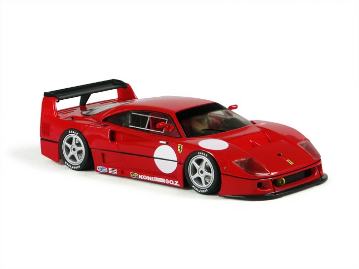 Ferrari F40 LM test car 1994